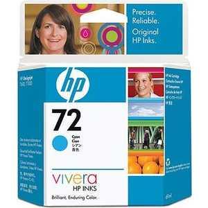 Картридж HP №72 Cyan (C9398A) цена и фото