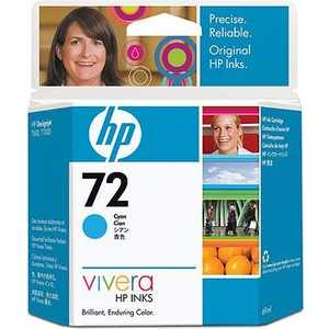 Картридж HP №72 Cyan (C9398A)