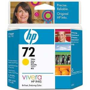 Картридж HP №72 Yellow (C9400A)
