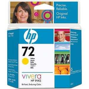Картридж HP №72 Yellow (C9400A) цена и фото
