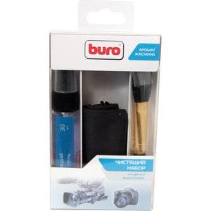Фото - Чистящие средство Buro BU-Photo+Video комплект для очистки фото/видеотехники, салфетки, гель и кисточка фото
