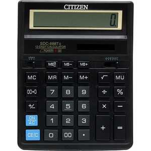 Калькулятор Citizen SDC-888TII калькулятор citizen sdc 888tii