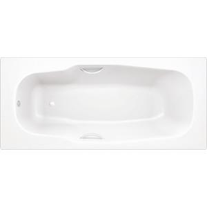 Ванна стальная BLB Atlantica HG 180х80 с ножками, ручками и шумоизоляцией (B80JTH001, APMROS110, A00ACRFR1)