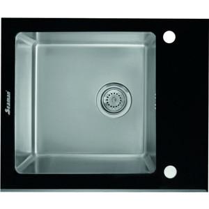 Кухонная мойка Seaman Eco Glass SMG-610B.B