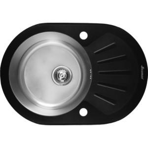 Кухонная мойка Seaman Eco Glass SMG-730B.B