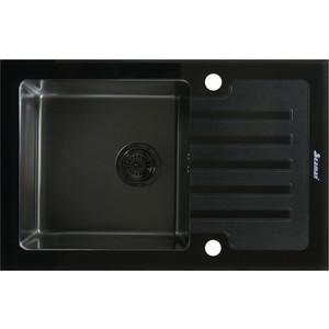 Кухонная мойка Seaman Eco Glass SMG-780B.B Gun PVD