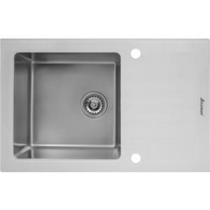 Кухонная мойка Seaman Eco Glass SMG-780W.B