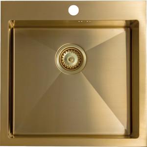 Кухонная мойка Seaman Eco Marino SMB-5151S-Gold.A мойка кухонная seaman eco marino smb 4550s smb 4550s a