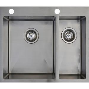 Фото - Кухонная мойка Seaman Eco Marino SMB-6151DRS.B кухонная мойка seaman eco glass smg 730b b