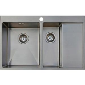Кухонная мойка Seaman Eco Marino SMB-7851DRS.B