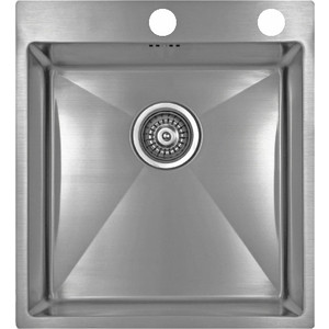 Фото - Кухонная мойка Seaman Eco Marino SMV-440.B кухонная мойка seaman eco glass smg 730b b