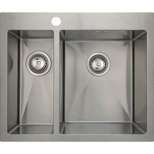 Кухонная мойка Seaman Eco Marino SMV-575L.A