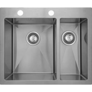 Кухонная мойка Seaman Eco Marino SMV-575R.B мойка кухонная seaman eco marino sme 700 sme 700 a