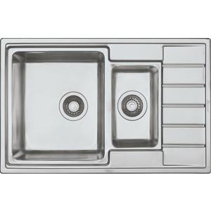 Кухонная мойка Seaman Eco Roma SMR-7850B.0 без отверстий