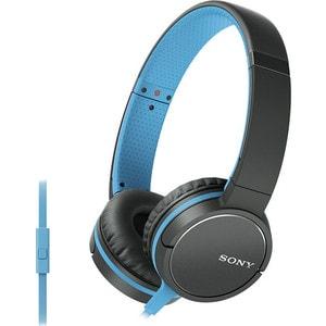 Наушники Sony MDR-ZX660AP blue sony mdr xb50ap blue