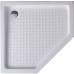 Душевой поддон Cezares 90x90x15 см акриловый пятиугольный (TRAY-A-P-90-15-W ) душевой поддон cezares 90x90x15 см акриловый радиальный tray a r 90 550 15 w