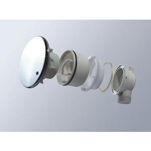 Сифон для душевого поддона Cezares D90 хром (CZR-01-90)
