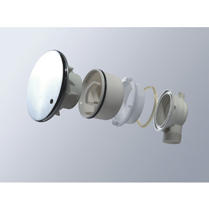 Сифон Cezares для акриловых SMC и мраморных поддонов (CZR-01-90) brand new japan smc genuine valve sy5120 5mzd 01