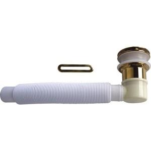 Слив-перелив для ванны BelBagno золото (BB39-OVF-ORO)