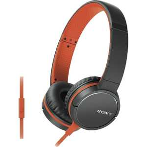 Наушники Sony MDR-ZX660AP brick orange
