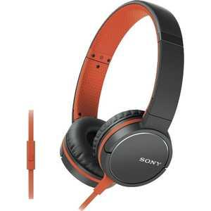 Наушники Sony MDR-ZX660AP brick orange гарнитура sony mdr zx660ap black