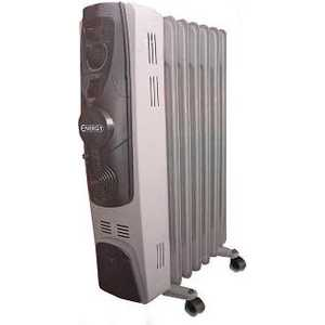 Масляный радиатор Energy EN-1307F вентилятор energy