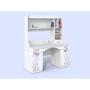 СКАНД-МЕБЕЛЬ Стол с надстройкой Леди мебель салона маникюрный стол пэрайд 42 цвета