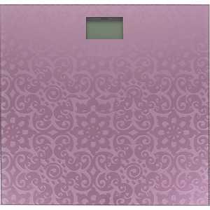 Весы напольные Sinbo SBS-4430, пурпурный цена