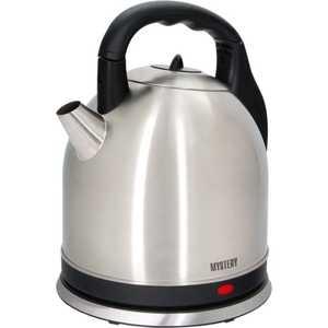 Чайник электрический Mystery MEK-1635 серебристый цена