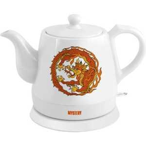 Чайник электрический Mystery MEK-1624 белый