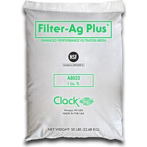 Clack Corporation Фильтрующая загрузка Filter-Ag Plus, мешок 28,3 л