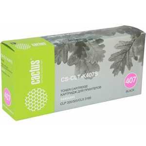 Картридж Cactus CLT-K407S (CS-CLT-K407S) cactus cactus cs clt c409s