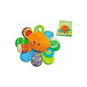 Развивающая игрушка Parkfield мультифункциональная Осьминожка 812553