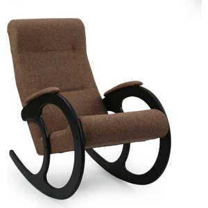 Кресло-качалка Мебель Импэкс МИ Модель 3 каркас венге ,Malta 17