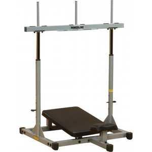 Жим Body Solid ногами вертикальный на свободном весе ф26 Powerline (PVLP156X) жим ногами гак машина iflphs жим ногами гак машина page 2