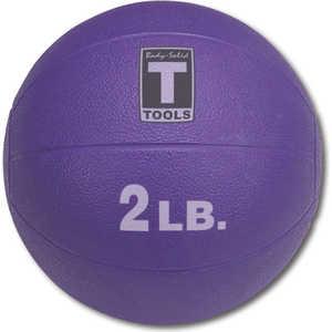 цена на Медбол Body Solid 2LB/0.9 кг (BSTMB2)