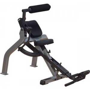 Тренажер для мышц брюшного пресса и спины Body Solid на свободном весе ф50 (GAB350)