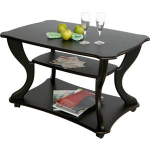 Стол журнальный Калифорния мебель Маэстро СЖ-02 венге стол журнальный калифорния мебель эллипс сж 01 орех