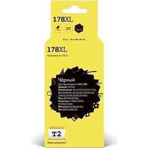 Картридж T2 CB321/ CN684HE №178XL (IC-H321) принтер не печатает