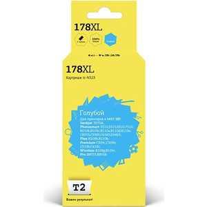 Картридж T2 CB323HE №178XL (IC-H323)