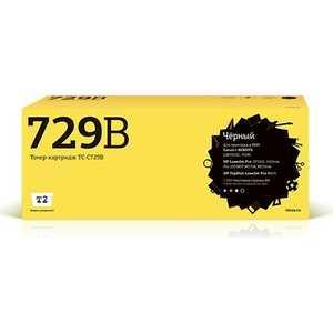 Картридж T2 №729 (TC-C729B) принтер не печатает