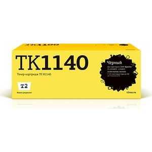 Картридж T2 TK-1140 (TC-K1140) тонер картридж t2 tc k1140 tk 1140 с чипом