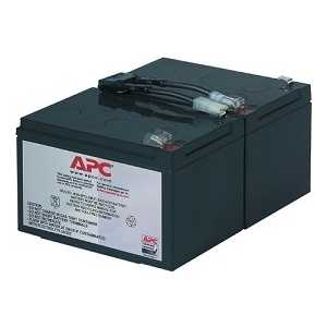 ИБП APC Батарея Battery replacement kit (RBC6)