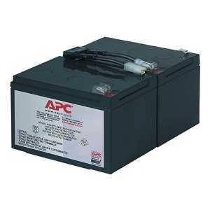 ИБП APC Батарея Battery replacement kit (RBC6)