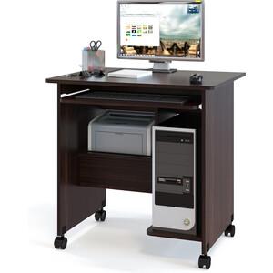 Стол компьютерный СОКОЛ КСТ-10.1 венге сокол мебель кст 105 венге