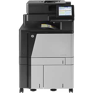 МФУ HP Color LaserJet Flow MFP M880z+ (A2W76A)