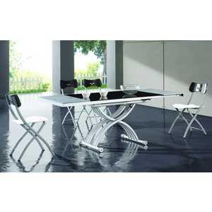 Обеденный стол ESF В2109-1 черный стол обеденный esf в2176 ag