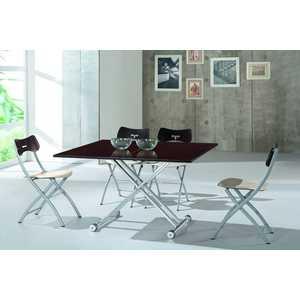 Обеденный стол ESF В2166 AG венге стол обеденный esf в2176 ag