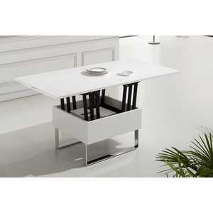 Обеденный стол ESF В2218 AG белый