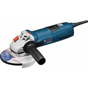 Угловая шлифмашина Bosch GWS 13-125 CIE (0.601.794.0R2) углошлифовальная машина bosch gws 17 125 cie 125 мм 1700 вт